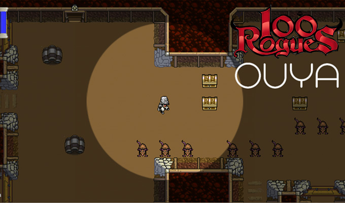 100 Rogues Ouya