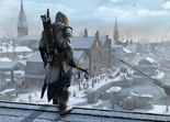Assassin's Creed III PS3-vignette