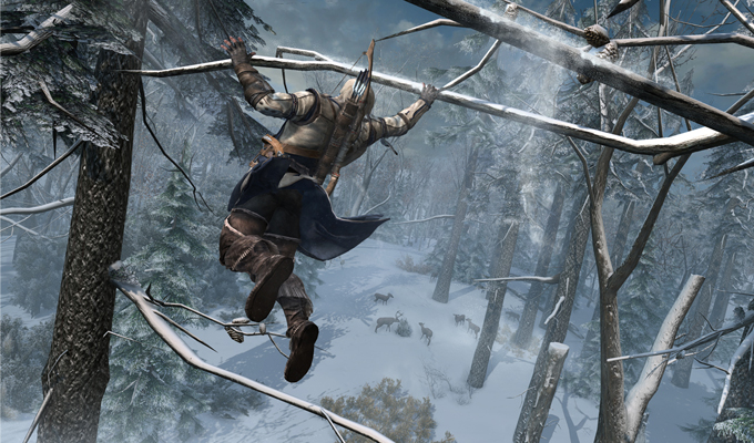 Assassin's Creed III Wii U-image