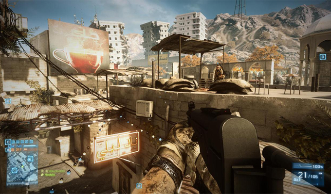 Battlefield 3 Aftermath PC-image