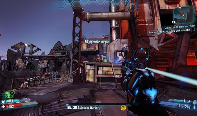 Borderlands 2 Le Carnage Sanglant de M. Torgue Xbox 360-image
