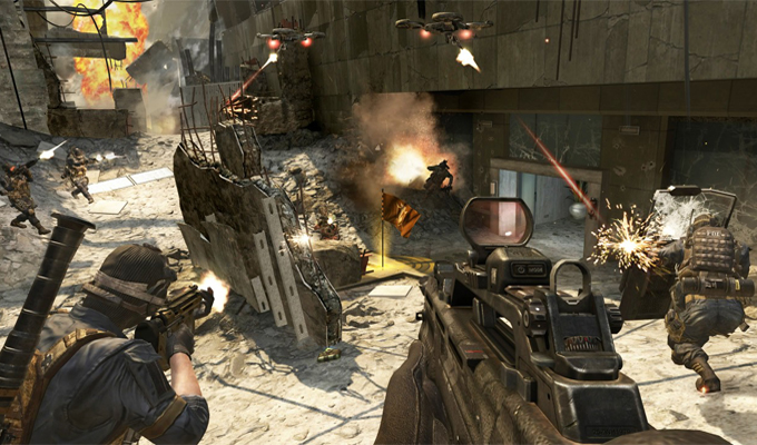 Call of Duty Black Ops II PS3-image