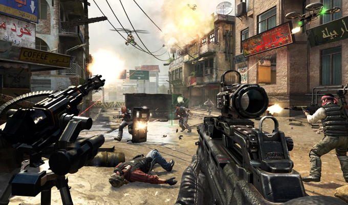 Call of Duty Black Ops II Wii U-image
