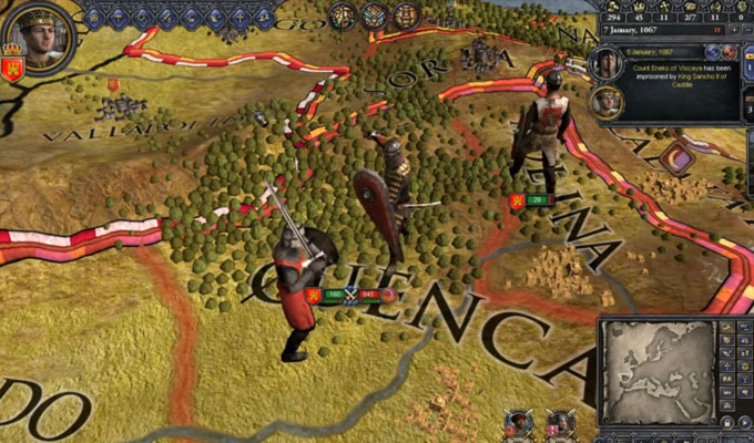 Crusader Kings II PC-image