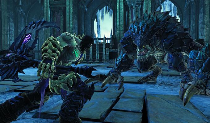 Darksiders II Wii U-image