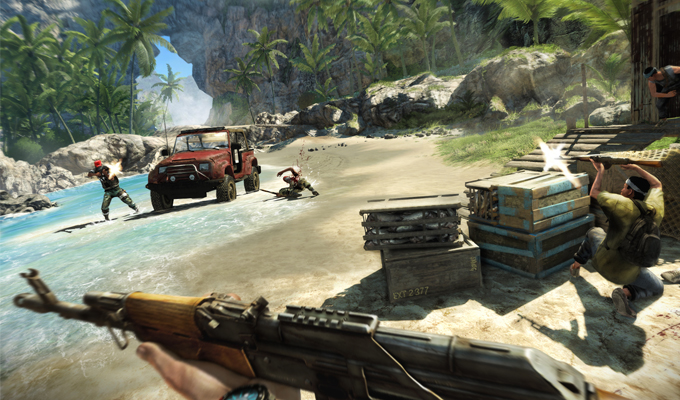 Far Cry 3 PS3-image
