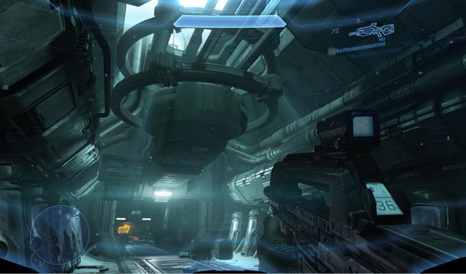 Halo 4 Xbox 360-image