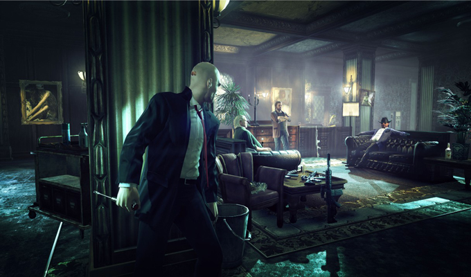 Hitman Absolution PS3-image