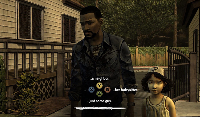 Jeux The Walking Dead Xbox -image
