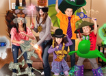 Kinect Party Xbox 360-vignette