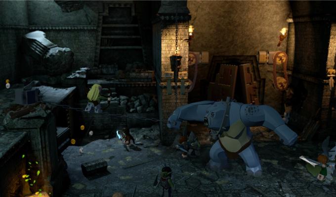 LEGO Le Seigneur des Anneaux Xbox 360-image