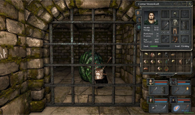Legend of Grimrock PC-image
