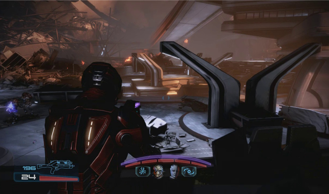 Mass Effect PS3-image