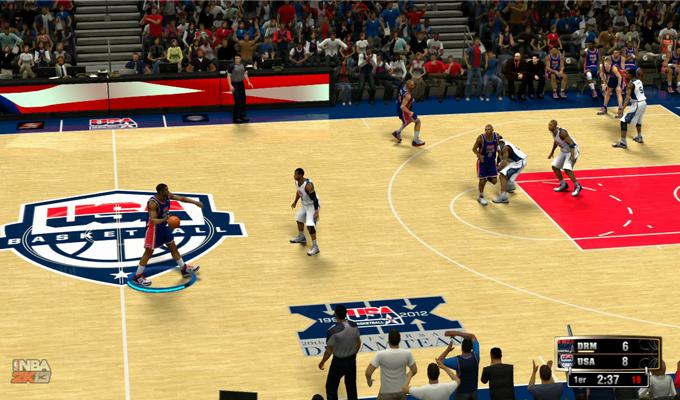NBA 2K13 Wii U-image
