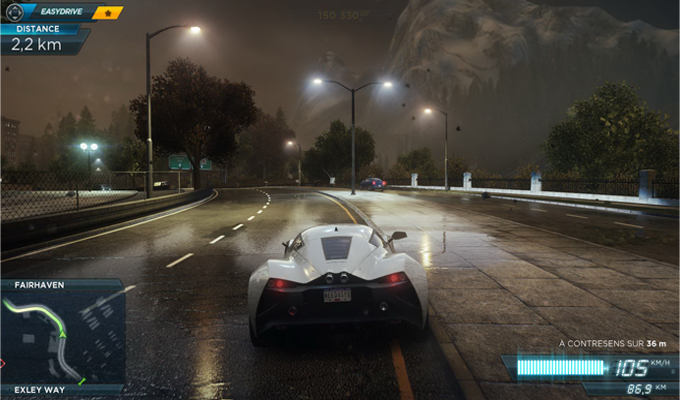 Need for Speed Most Wanted PS3-image