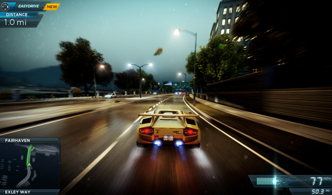 Need for Speed Most Wanted Xbox 360-image