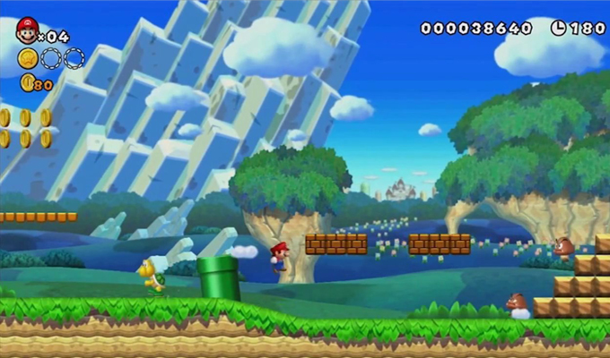 New Super Mario Bros. U Wii U-image
