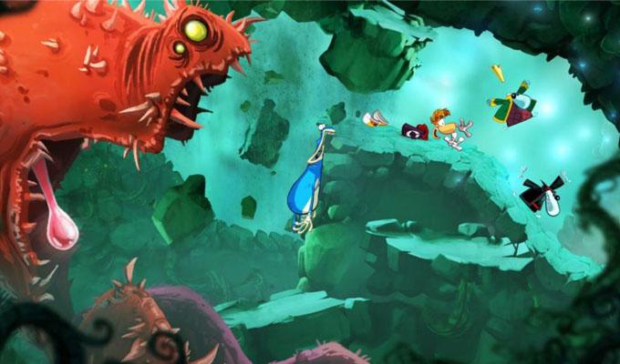 Rayman Origins PC-image