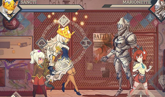 Rival Threads Last Class Heroes Ouya