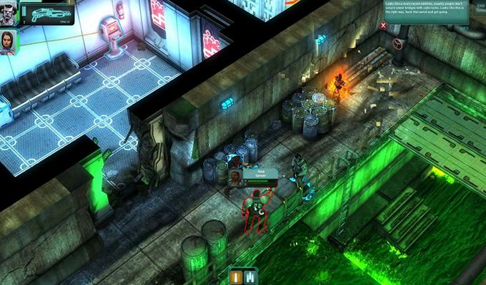 Shadowrun Online Ouya