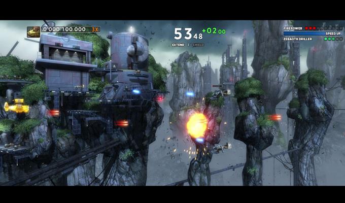 Sine Mora PS3-image