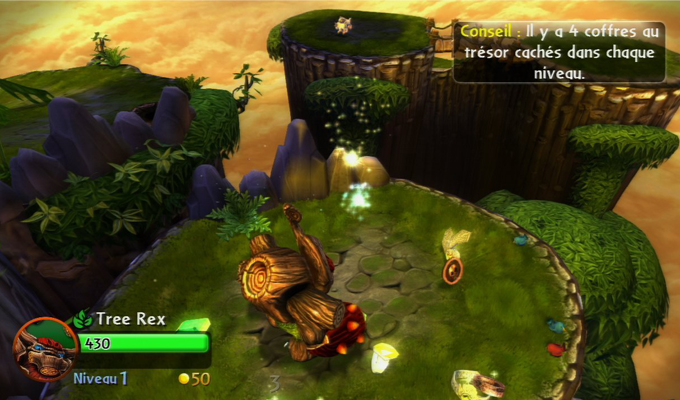 Skylanders Giants Wii U-image