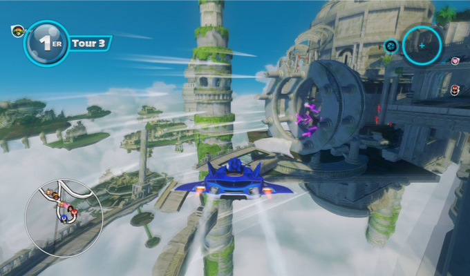 Sonic & All-Stars Racing Transformed Xbox 360-image