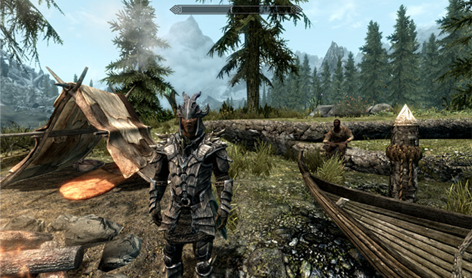 The Elder Scrolls V Skyrim Dragonborn Xbox 360-image