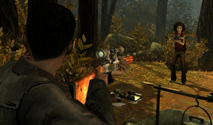 The Walking Dead A Telltale Games Series PC-image