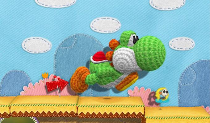 Yoshi's Land Wii U-image1