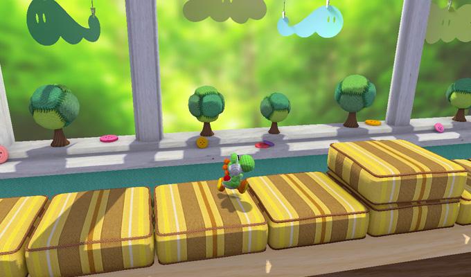 Yoshi's Land Wii U-image2