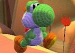 Yoshi's Land Wii U-vignette