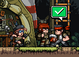 Mercenary Kings Ouya