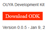 Ouya ODK kit de développement