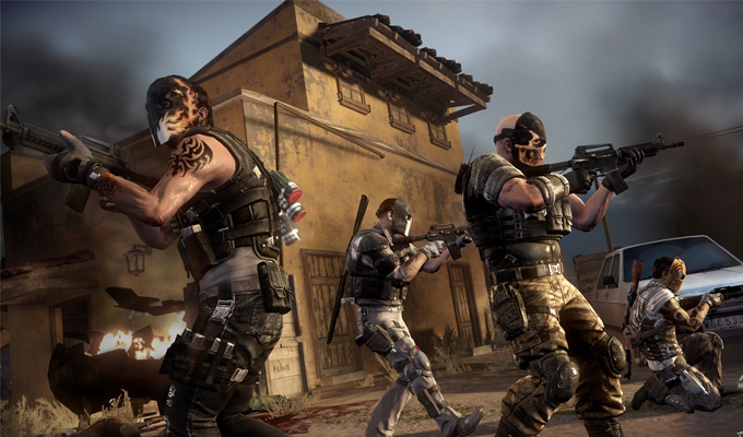 Army of Two Le Cartel du Diable-2