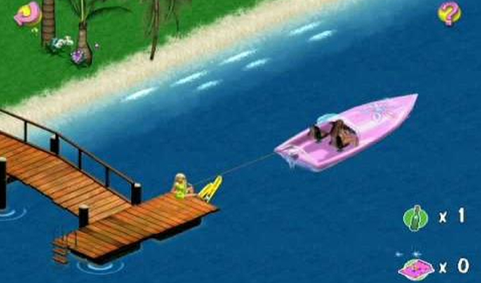 Barbie Beach Vacation PC-image