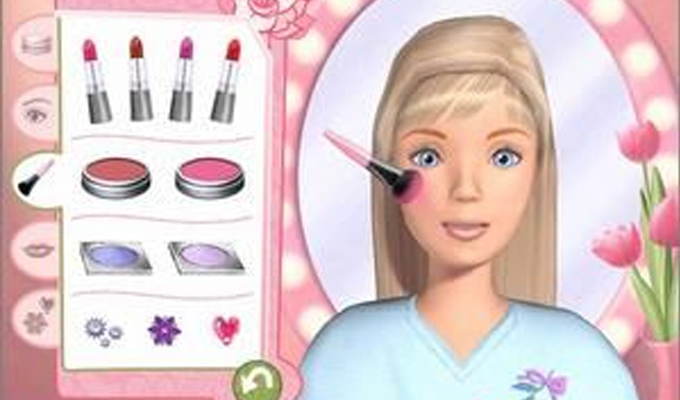 Barbie Beauty Boutique PC-image