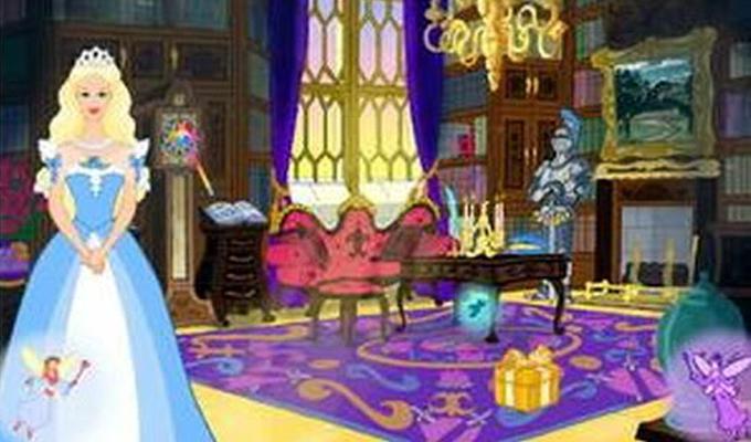 Barbie Belle au Bois Dormant PC-image