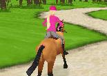 Barbie Cavalière Stage d'Equitation DS-vignette