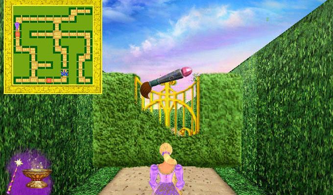 Barbie Princesse Raiponce L'Aventure Créative PC-image
