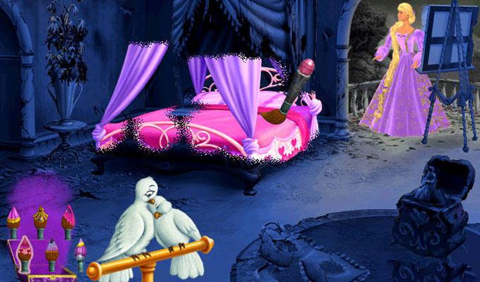 Barbie princesse raiponce l aventure cr ative pc - La princesse raiponce ...