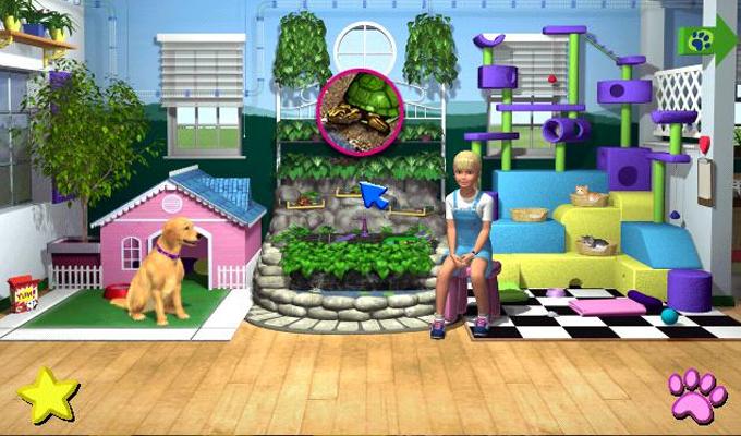 Barbie Sauve les Animaux PC-image