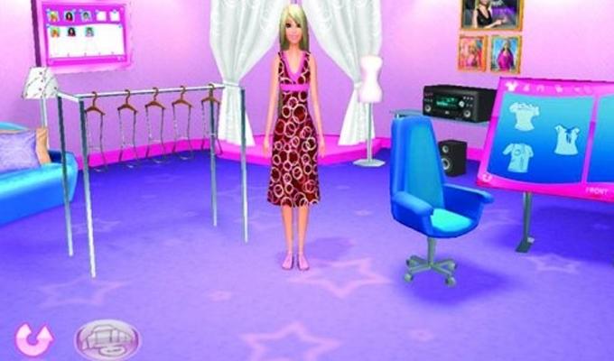 Robes feminines jeux styliste de mode - Jeux de fille gratuit barbie ...