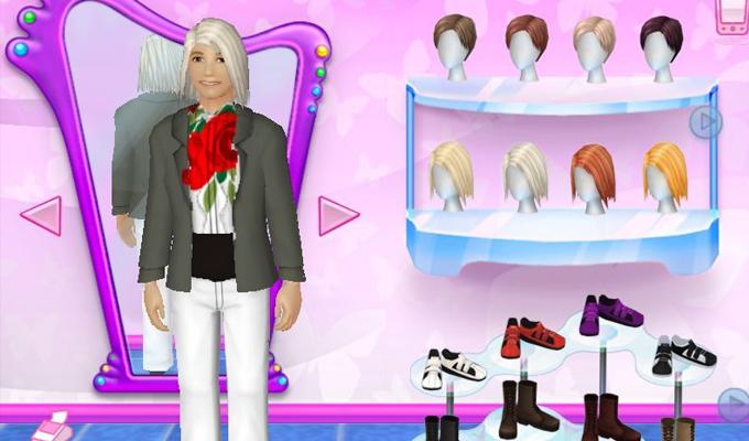 Barbie Styliste Défilé de Mode PC-image