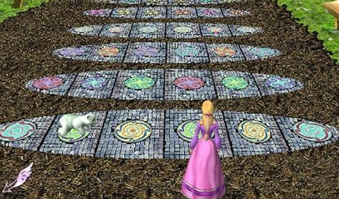 Barbie et le Cheval Magique PC-image