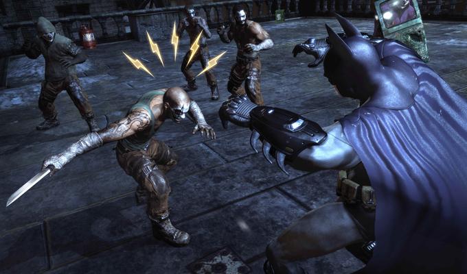 Batman Arkham City PS3 (2)