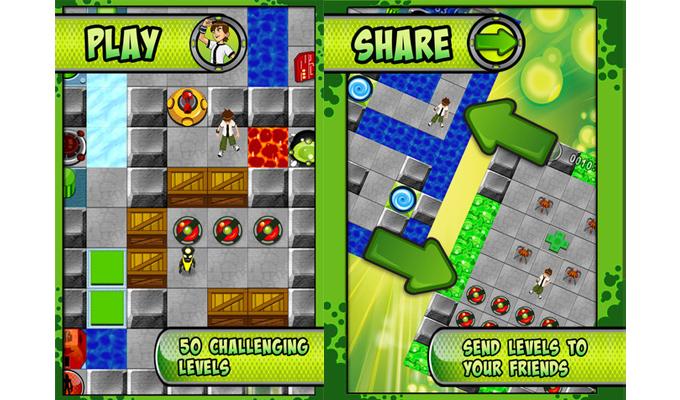 Ben 10 g n rateur de jeux 2 iphone - Jeux ben 10 info ...