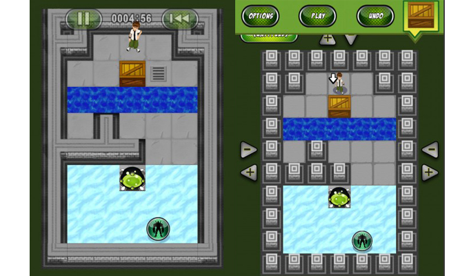 Ben 10 g n rateur de jeux 3 ipad - Jeux ben 10 info ...