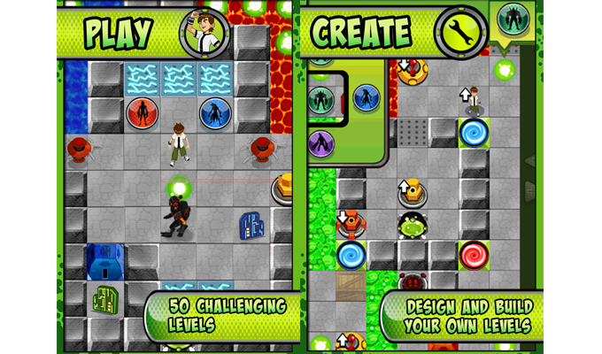 Ben 10 Game Generator iPhone (2)