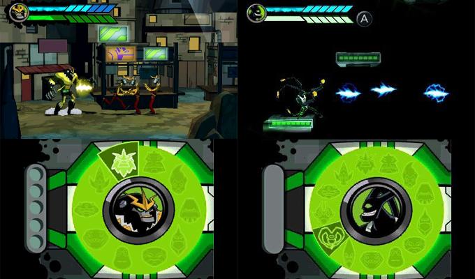 Ben 10 Omniverse 3DS (2)